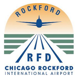 Hayes Marketing Advertising for Rockford Airport