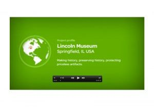 Lincoln Museum Video